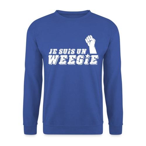 Je Suis Un Weegie - Men's Sweatshirt