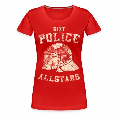 allstars Frauenshirt - Frauen Premium T-Shirt