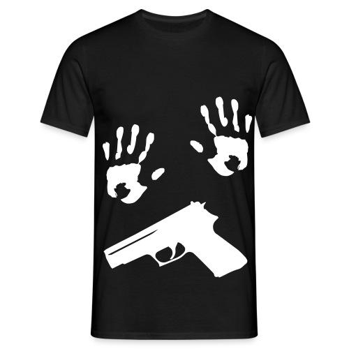 une guerre sans main - T-shirt Homme