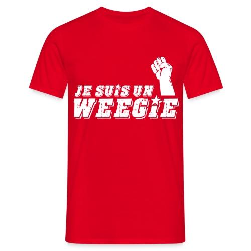 Je Suis Un Weegie - Men's T-Shirt