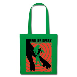 Sac roller Derby - Tote Bag