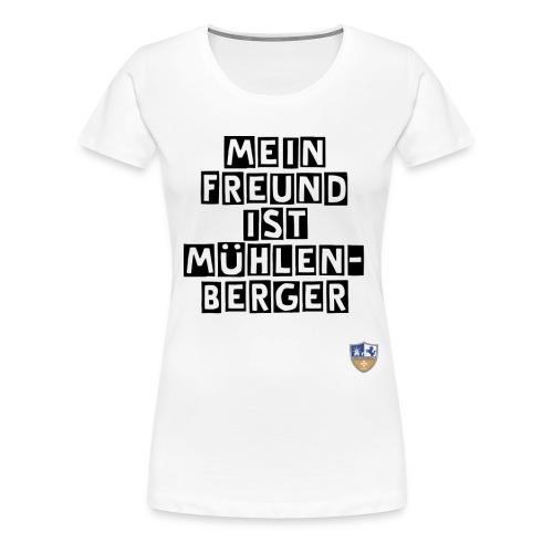 Shirt Mühlenberger - Frauen Premium T-Shirt