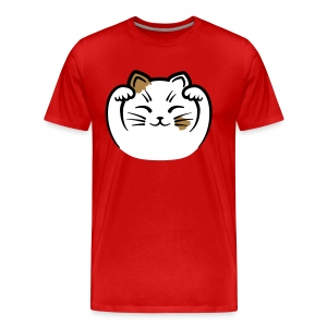 Maneki Neko - Men's Premium T-Shirt