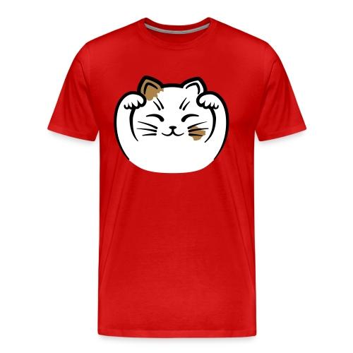 Maneki Neko - Men's Premium T-Shirt