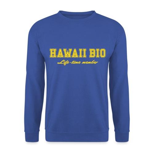 Landmærker: Hawaii Bio (plysprint) - Men's Sweatshirt