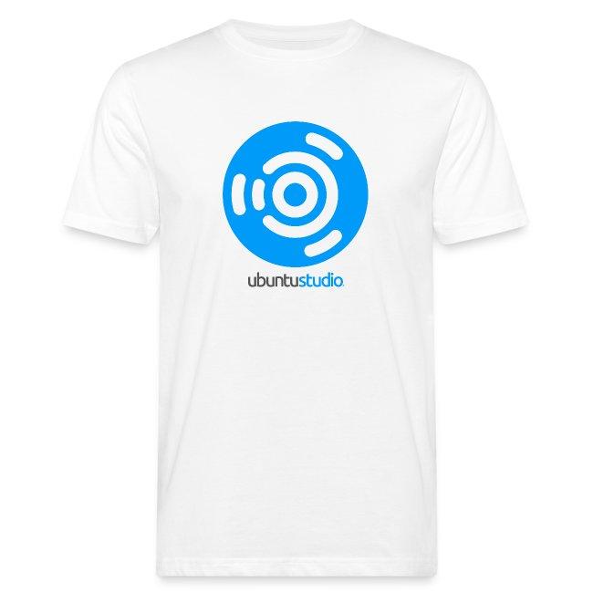 T-shirt Ubuntu Studio - Blue Logo