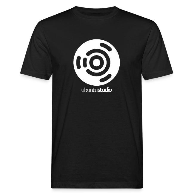 T-shirt Ubuntu Studio - White Logo