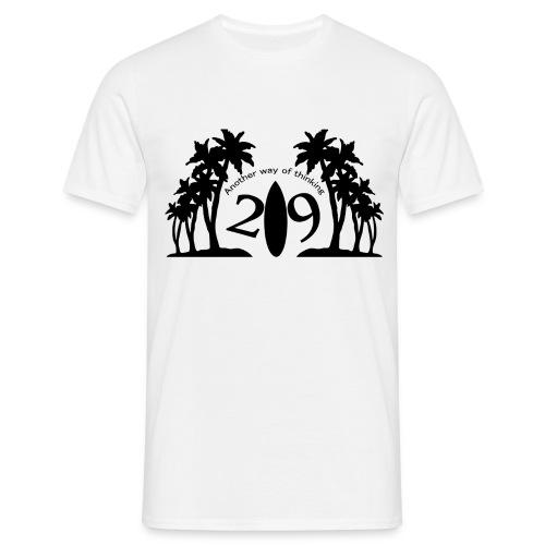 Bretagne finistere une autre façon de penser - T-shirt Homme