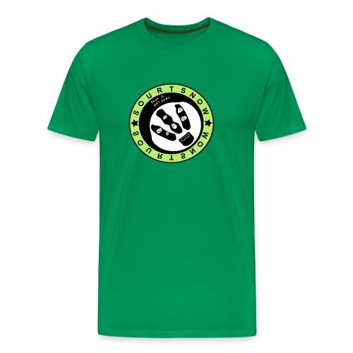 Classical logo - T-shirt Premium Homme