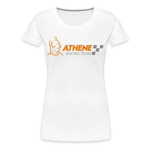 Frauen Shirt Standart Logo front - Frauen Premium T-Shirt