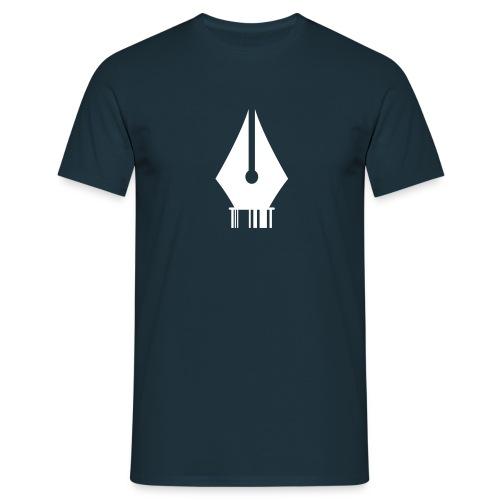 Männer Shirt Feder - Männer T-Shirt