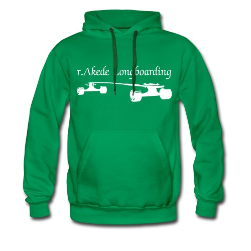 Meet the Grass Pulli - Anna - Männer Premium Hoodie