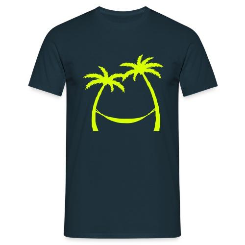 Hängematte - Männer T-Shirt