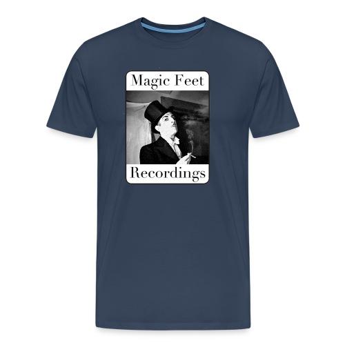 Magic Feet T Shirt Colour - Men's Premium T-Shirt
