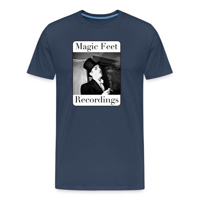 Magic Feet T Shirt Colour