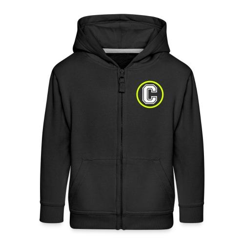 col kids jacket - Kids' Premium Zip Hoodie