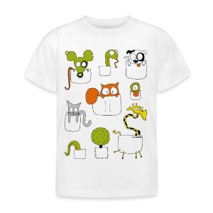 T-shirt enfant Dans mes poches - T-shirt Enfant