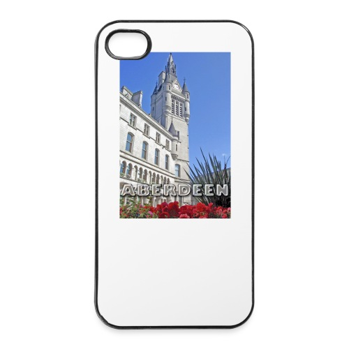 Aberdeen Town House iPhone 4/4S hard case - iPhone 4/4s Hard Case