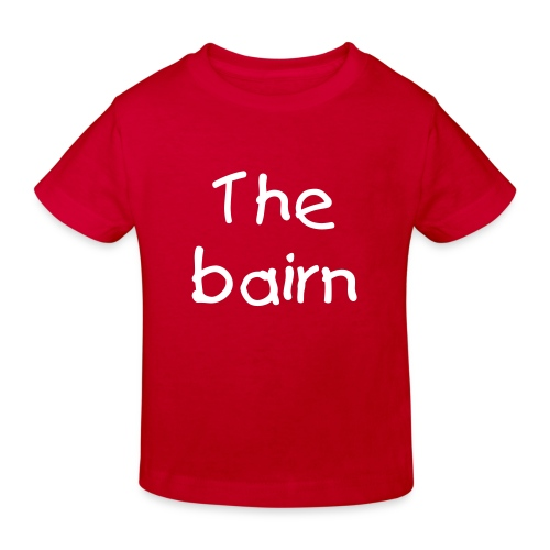 The Bairn kid's organic T-shirt - Kids' Organic T-Shirt