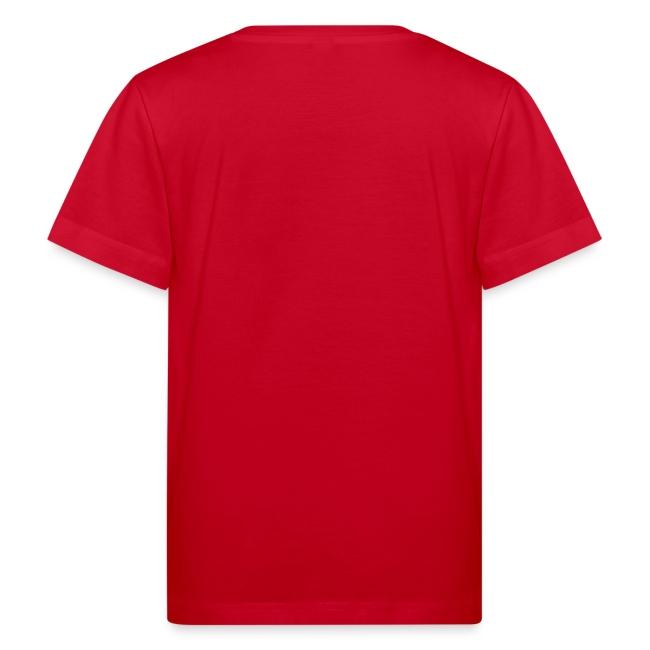 """The Bairn"" kid's organic T-shirt"