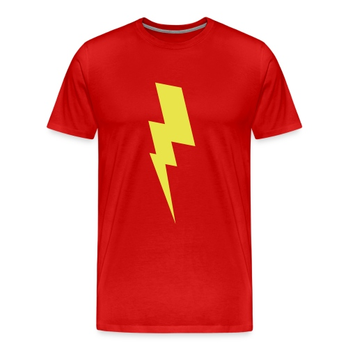 Mens 'Shazam' Tee - Men's Premium T-Shirt
