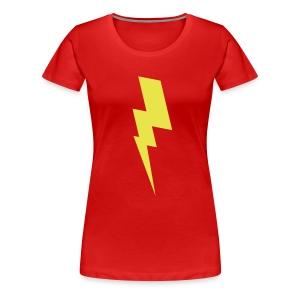 Womans 'Shazam' Tee - Women's Premium T-Shirt