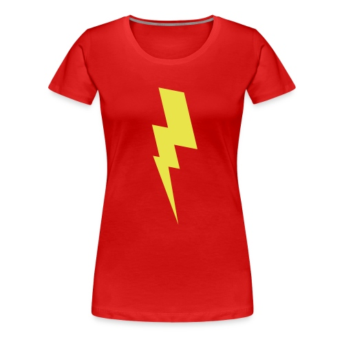 Womans 'Shazam' Tee - Women's Premium T-Shirt