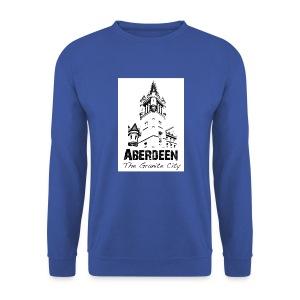 Aberdeen - the Granite City men's sweatshirt - Men's Sweatshirt