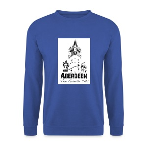 Aberdeen - the Granite City men's sweatshirt - Men's Sweatshirt