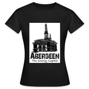 Aberdeen - the Energy City women's standard T-shirt - Women's T-Shirt
