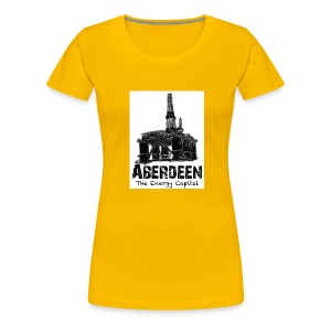 Aberdeen - the Energy Capital women's Classic T-shirt - Women's Premium T-Shirt