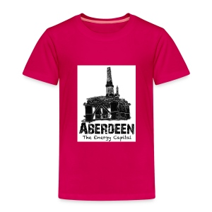 Aberdeen - the Energy Capital Kid's Classic T-shirt - Kids' Premium T-Shirt