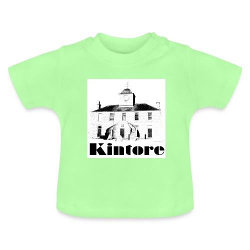 Kintore Town House baby T-shirt - Baby T-Shirt
