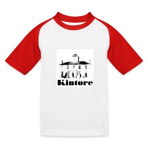 Kintore Town House - Kids' Baseball T-Shirt