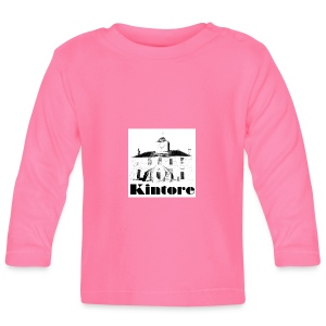 Kintore Town House baby long-sleeve T-shirt - Baby Long Sleeve T-Shirt