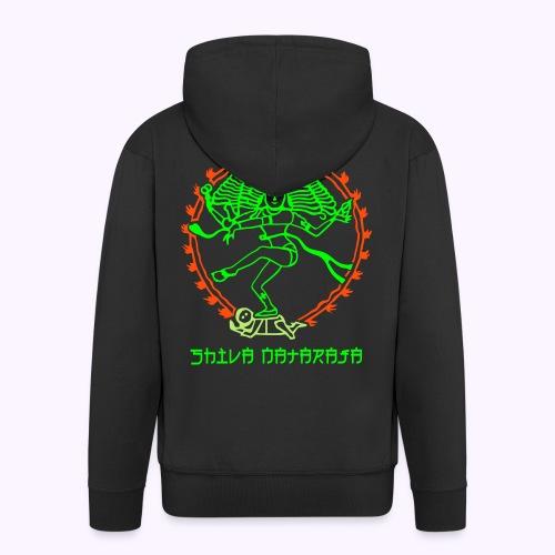 Shiva Nataraja UV-Active Hooded Jacket - Men's Premium Hooded Jacket