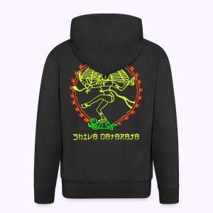 Shiva Nataraja UV-Active Hooded Jacket - Mannenjack Premium met capuchon