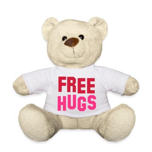 Teddy Free hugs - Teddy