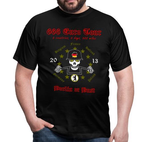 Euro Tour 2013 T-Shirt - Men's T-Shirt