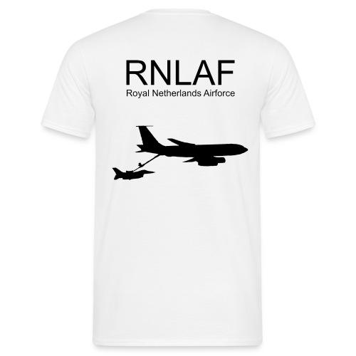 Aerial Refuelling - Mannen T-shirt