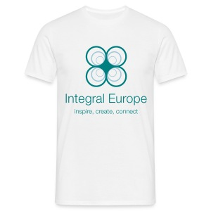 Integral Europe, white - Men's T-Shirt