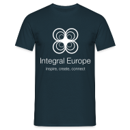 T-Shirts ~ Men's T-Shirt ~ Integral Europe, navy