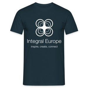 Integral Europe, navy - Men's T-Shirt