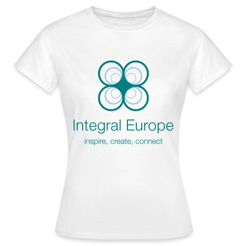 Integral Europe, white, women - Women's T-Shirt