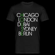 Camisetas ~ Camiseta hombre ~ HOUSE BLANCO