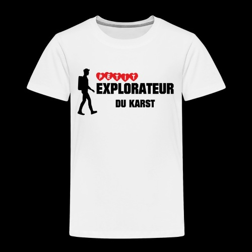 Petit explorateur - Maglietta Premium per bambini