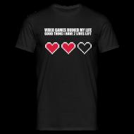 Camisetas ~ Camiseta hombre ~ Quedan Dos Vidas