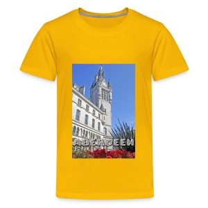 Aberdeen Town House teenage Classic T-shirt - Teenage Premium T-Shirt