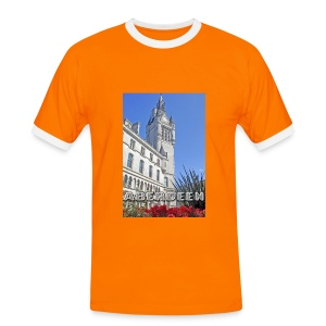 Aberdeen Town House men's Ringer T-shirt  - Men's Ringer Shirt