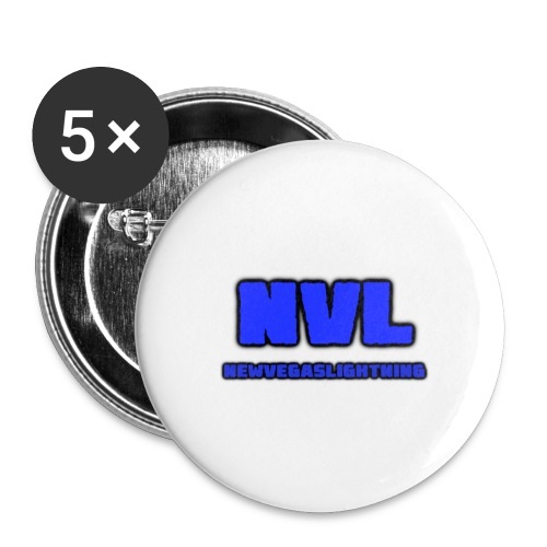 Retro Logo Button Badges! - Buttons medium 32 mm